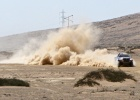 Reminds me a bit of our time in Paracas NP, Peru– Dakar Rally 2013 near Caldera