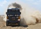 Dakar Rally 2013 near Caldera