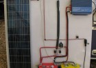 Auxiliary Solar Battery System