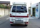Mitsubishi Delica L300 Rear View