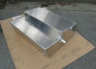 Aluminum Auxiliary Fuel Tank