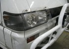 Lexan Headlight Cover