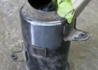 Modified air canister