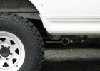 Stainless Steel Side Exhaust