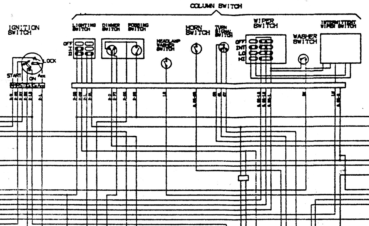 Wiring Diagram Mitsubishi Delica L300 Project Dino Evolution Evo 9