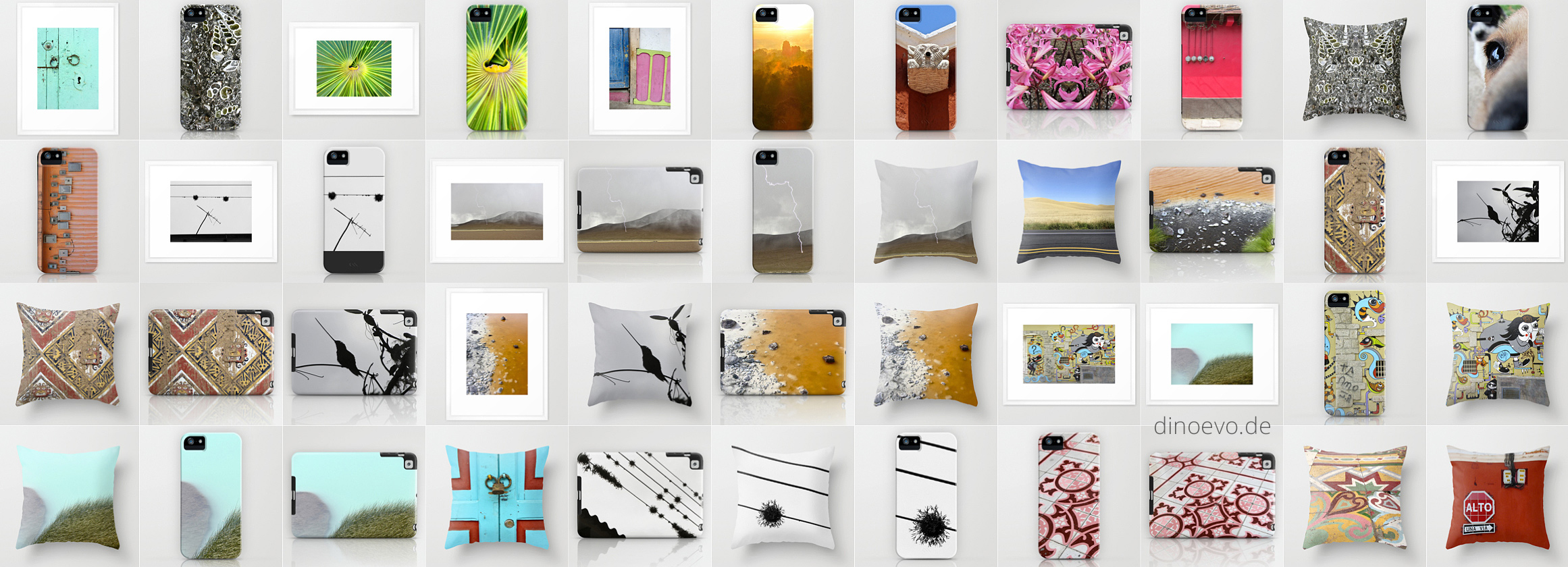 Products DinoEvo